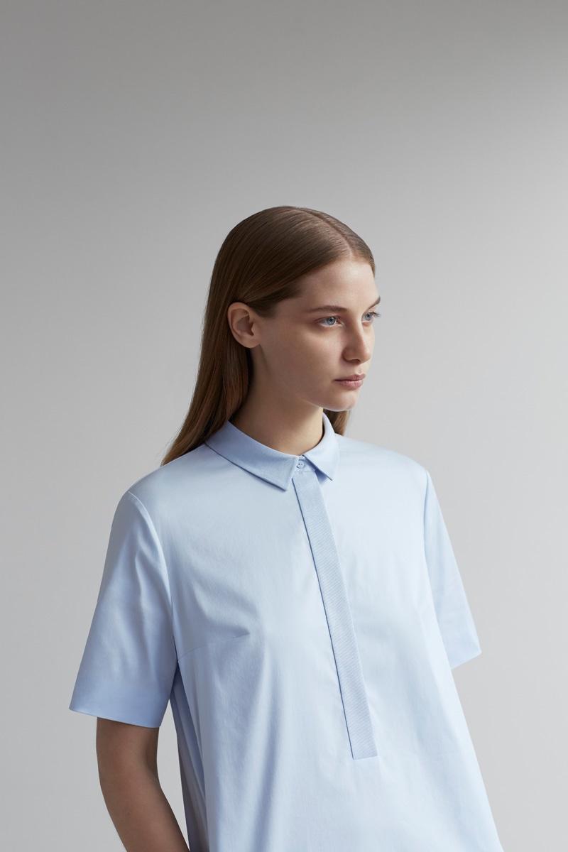 Collared Shirts Women