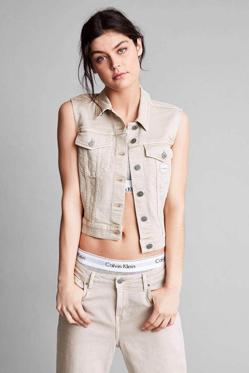 UO x Calvin Klein: Shop the 90s Inspired Khaki Collection