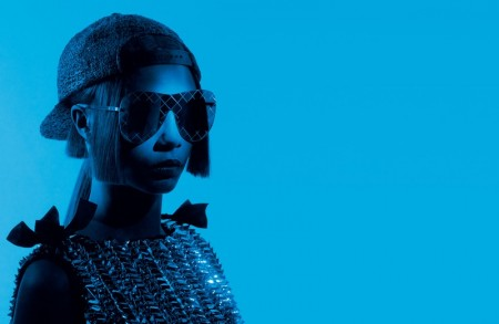 Cara Delevingne's New Chanel Eyewear Ads Are Beyond Cool