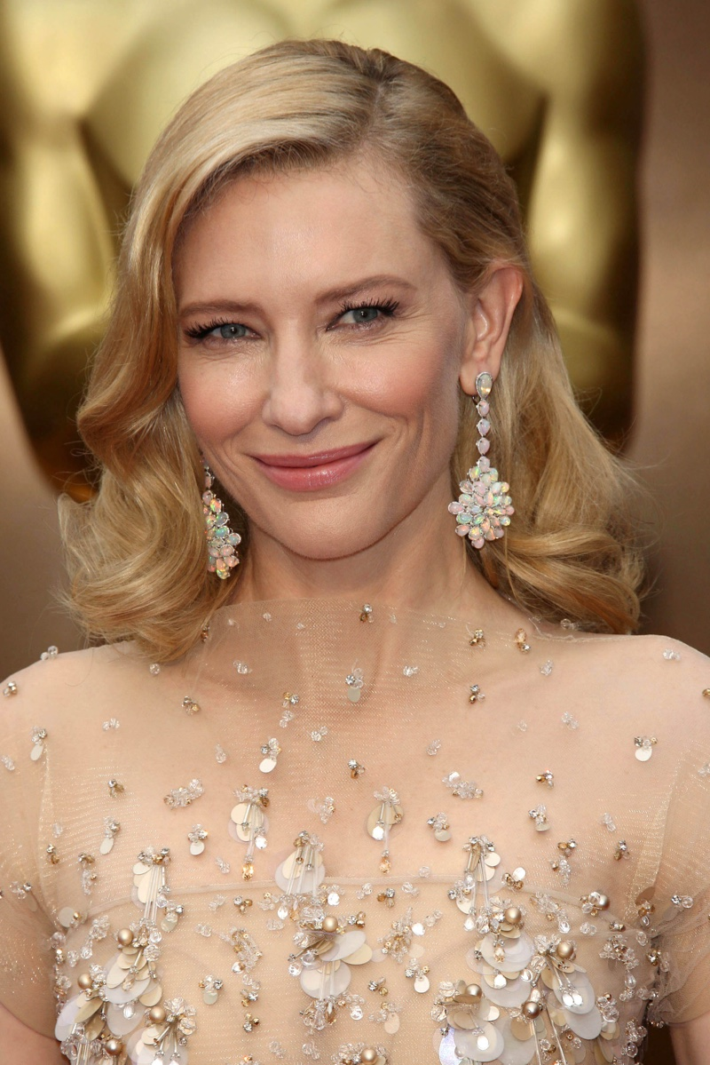 Cate Blanchett. Photo: s_bukley / Deposit Photos