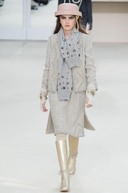 Chanel Fall 2016 | Paris Fashion Week