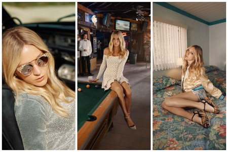 Chloe Sevigny Brings A Cool Girl Attitude to Jimmy Choo