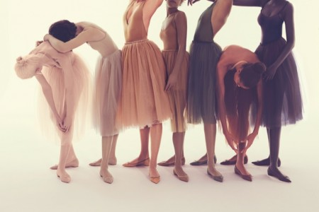 Christian Louboutin Gives Ballet Flats the 'Nude' Treatment