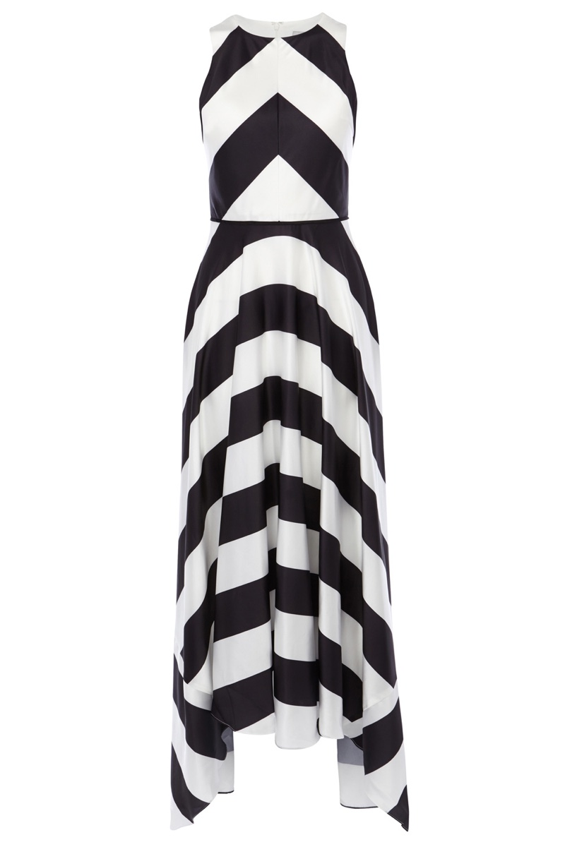 Coast Sadie Stripe Maxi Dress