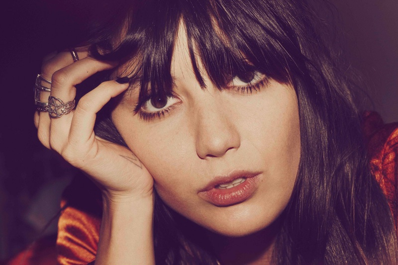 Daisy Lowe Shines In Pamela Love`s New Jewelry Campaign