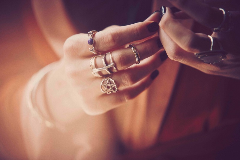 Pamela Love Dear Daisy jewelry 2016 campaign