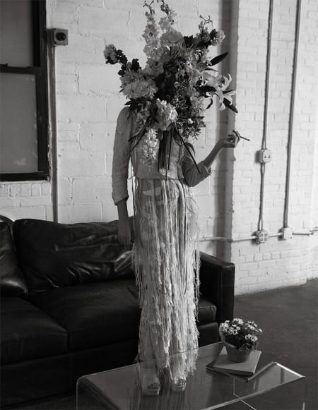 Daphne Groeneveld Goes Avant Garde for ZOO Magazine by David Roemer