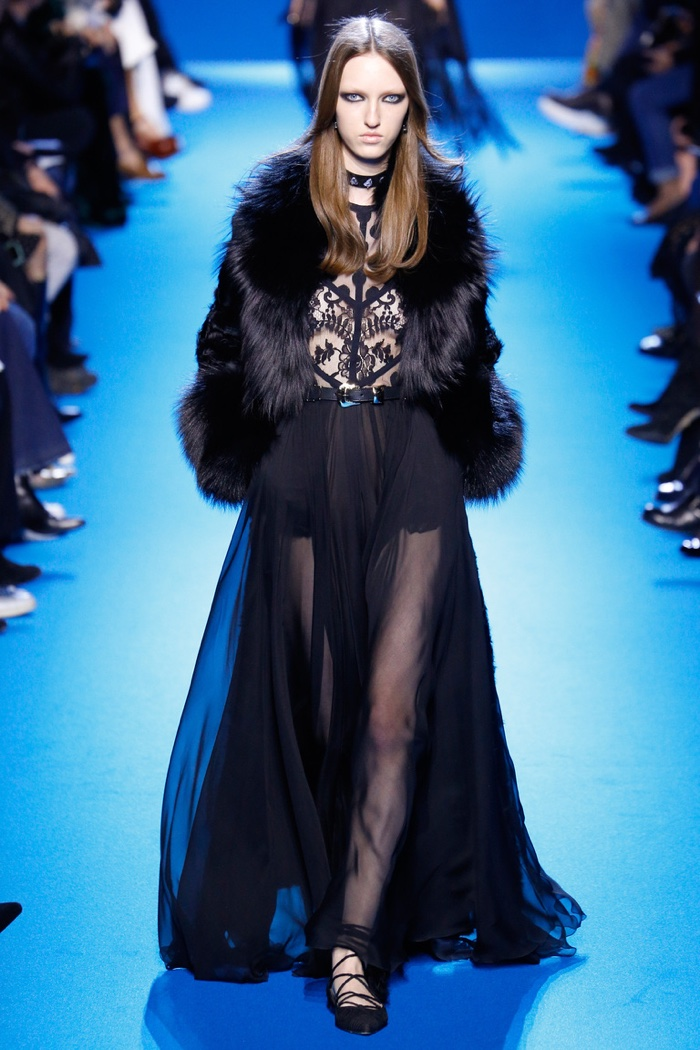 Elie Saab Fall 2016 | Paris Fashion Week
