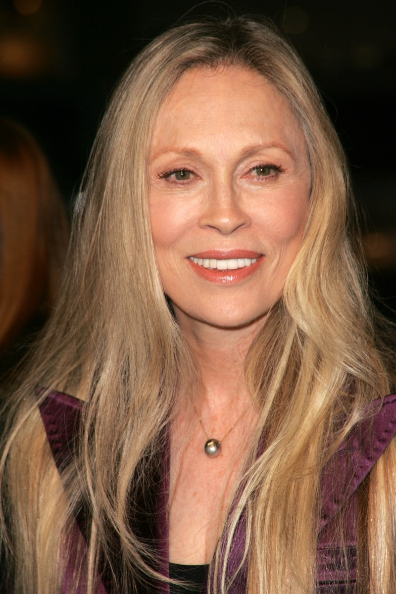 Faye Dunaway Long Hair