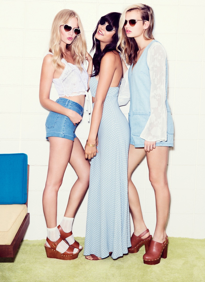 Forever 21 unveils festival 2016 collection