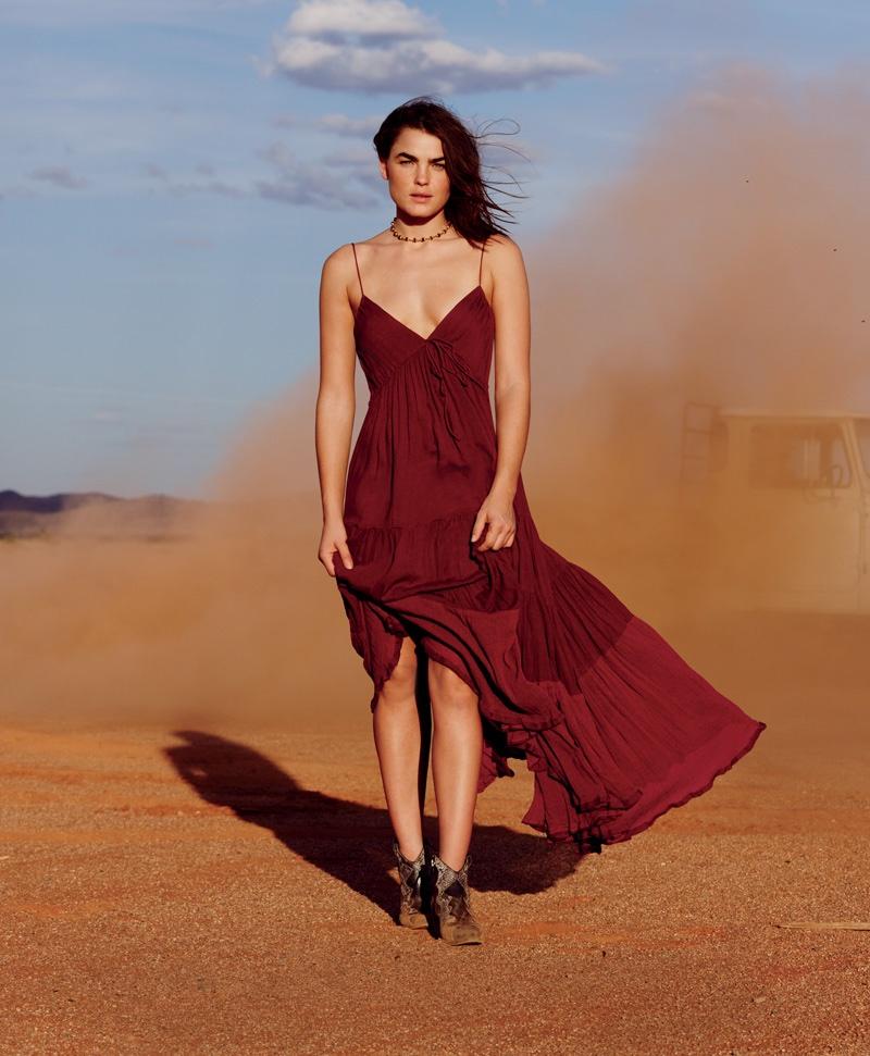 Desert Dresses Free People Lookbook 2016