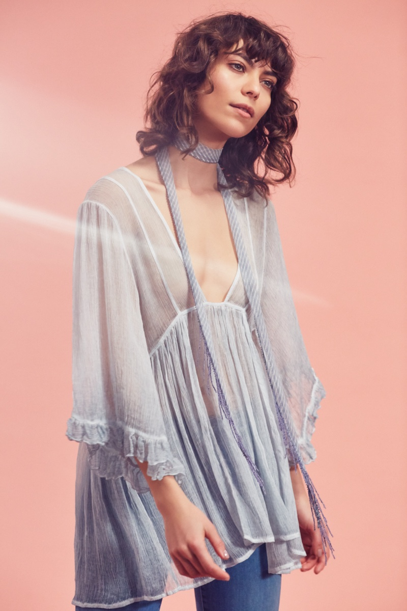 Soft Focus: Free People Features Spring's Dreamiest Dresses