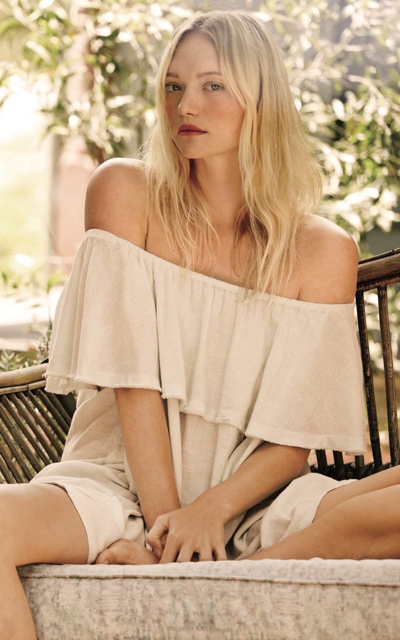 Free People's March Lookbook Heads Down Under With Gemma Ward