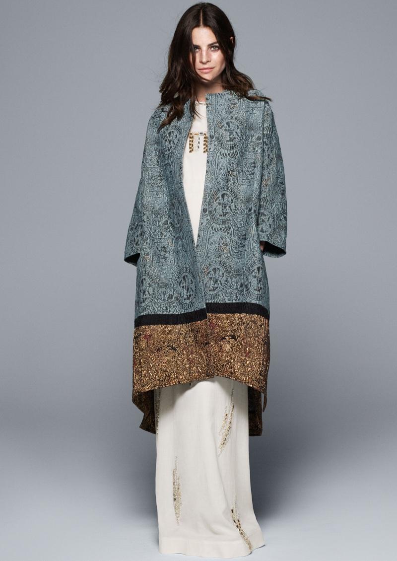 h m s conscious collection features dreamy wedding dresses venus club