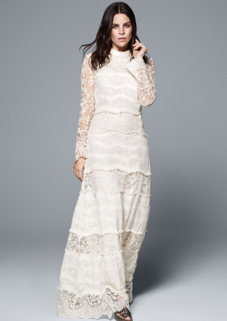 H&M's Conscious Collection Features Dreamy Wedding Dresses