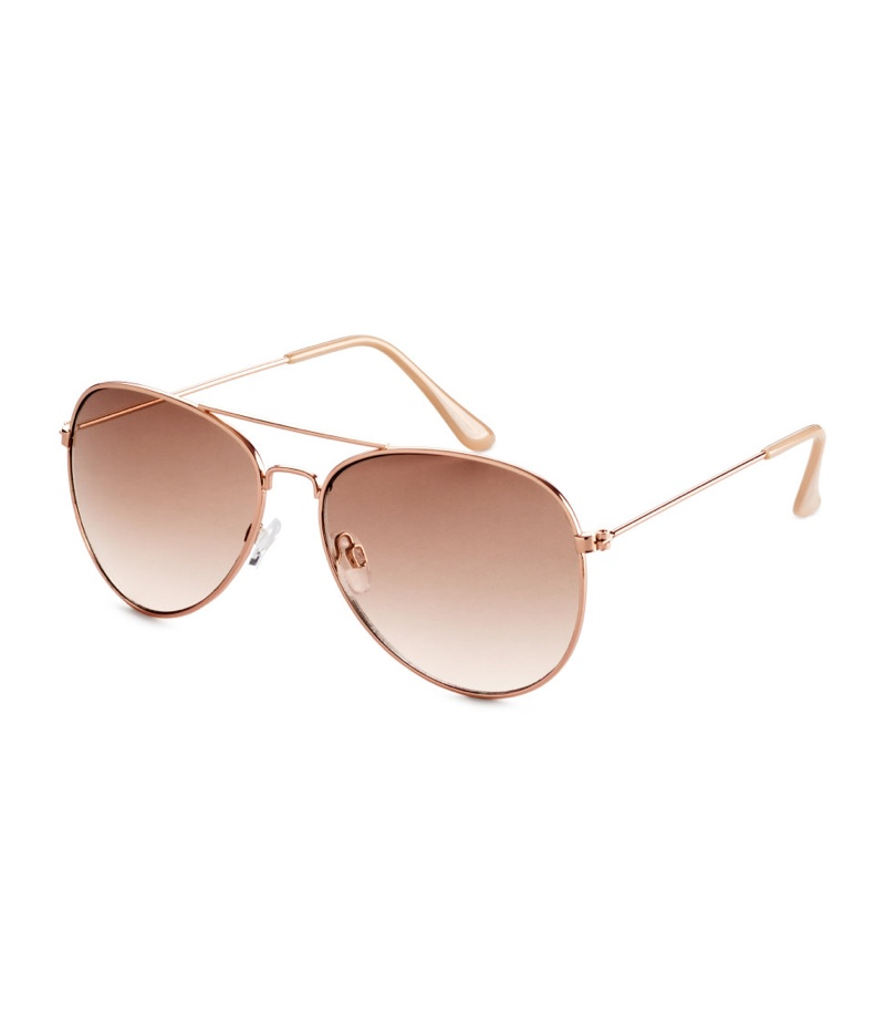 Gold Aviator Sunglasses Cheap David Simchi Levi