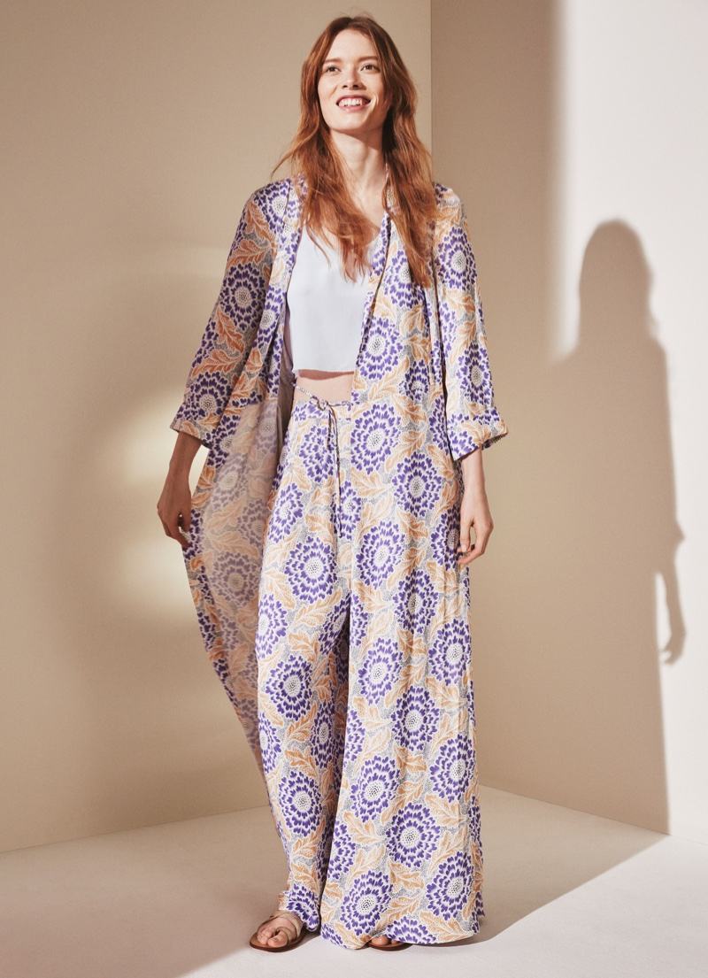 H&M Embraces Breezy Shapes With Its Summer 2016 Collection