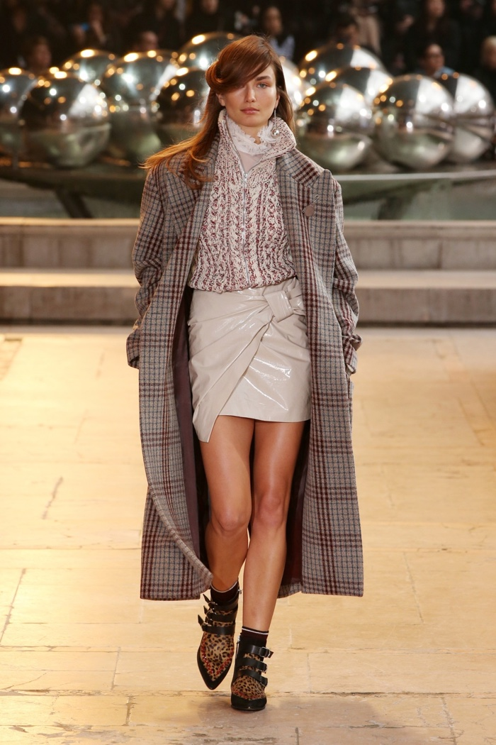 Isabel Marant Fall 2016 | Paris Fashion Week