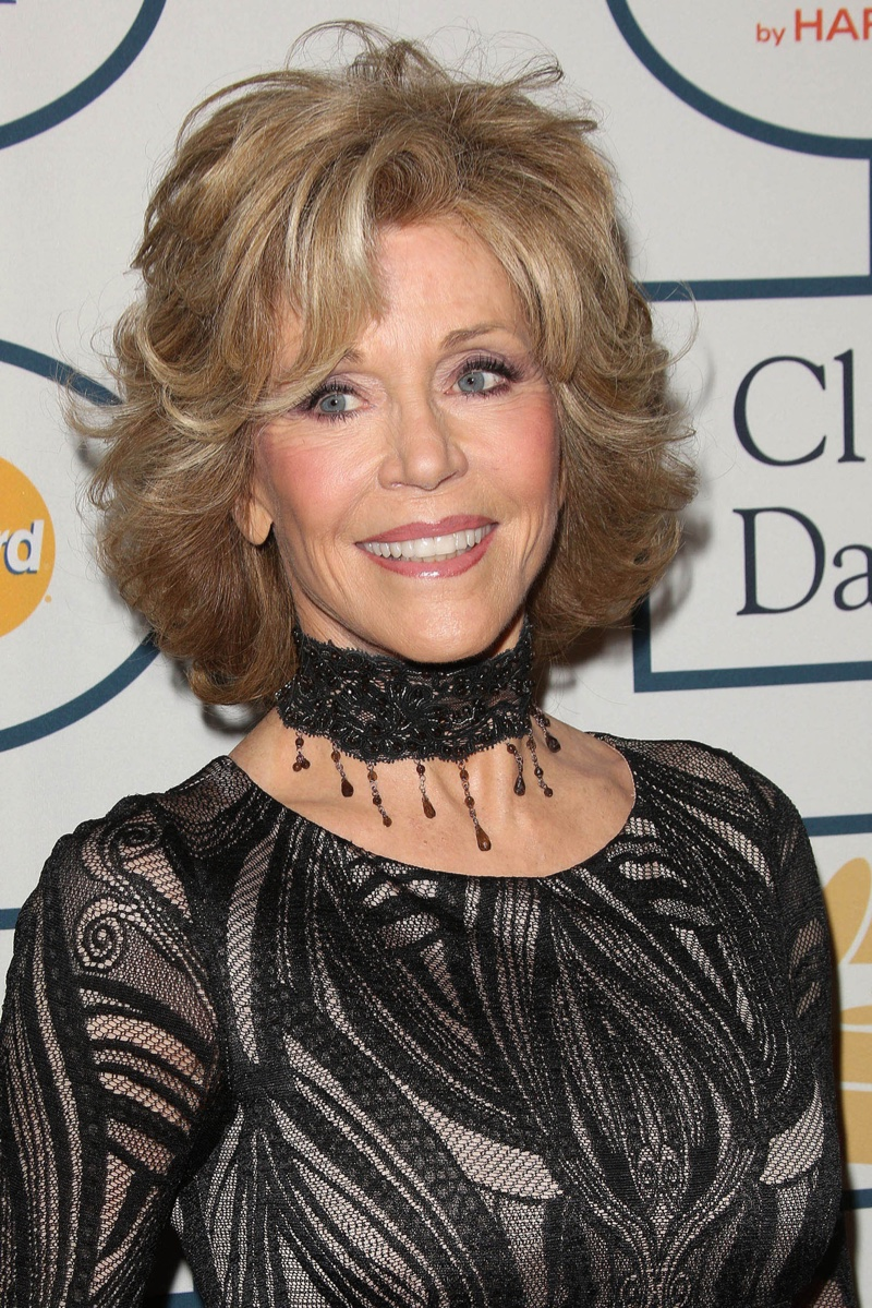 Jane Fonda. Photo: s_bukley / Deposit Photos