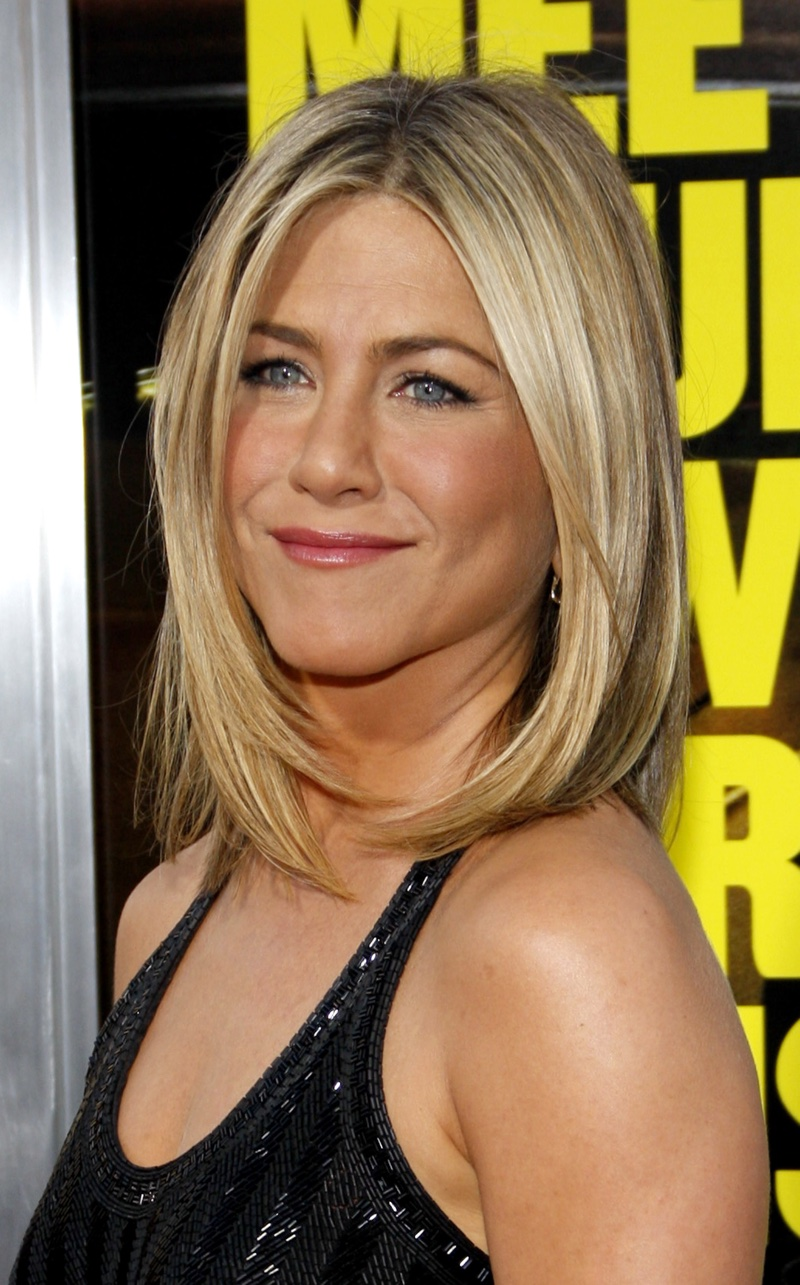 Jennifer Aniston Hair Best Jennifer Anistons Hairstyles Fashion