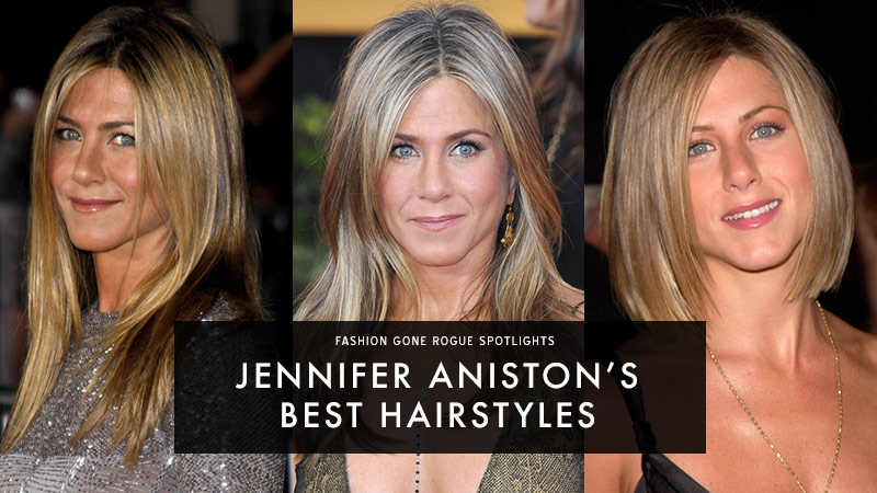A Timeline Of Jennifer Aniston`s No Fuss Hairstyles
