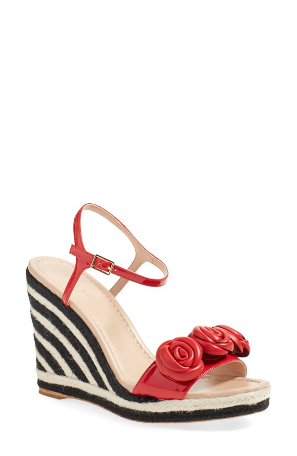 c01761ca5f Shop Wedge Sandals Spring / Summer 2016 | Fashion Gone Rogue