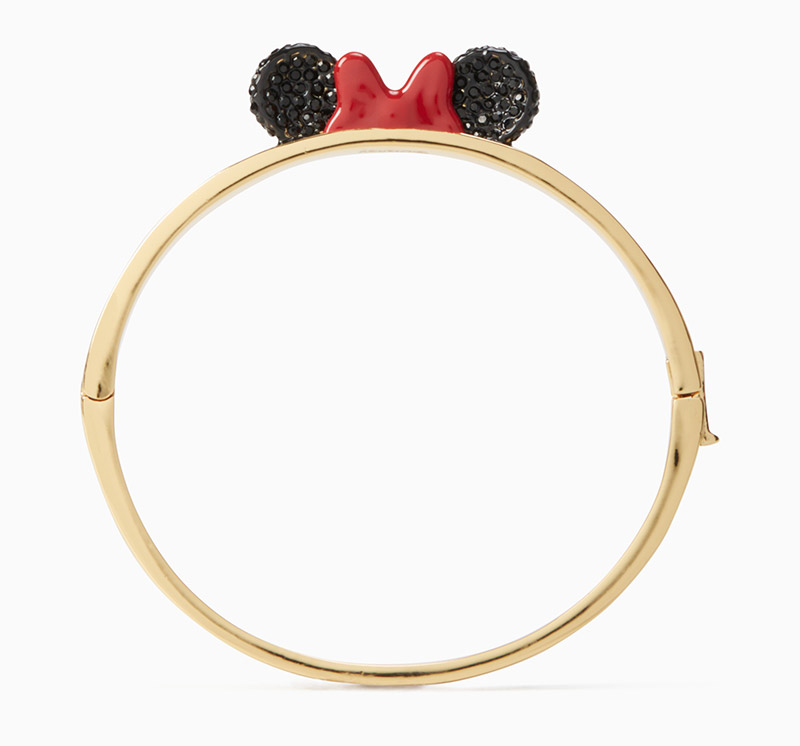 Kate Spade x Minnie Mouse Bangle $98