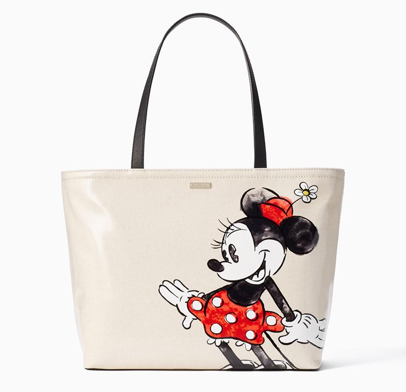Kate Spade x Minnie Mouse Francis Bag $198