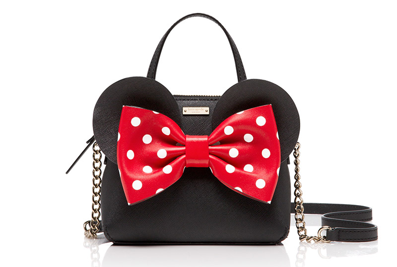 Kate Spade x Minnie Mouse Mini Maise Bag $258