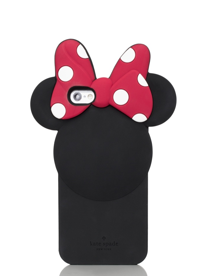 Kate Spade x Minnie Mouse iPhone 6 Case with Bow $50