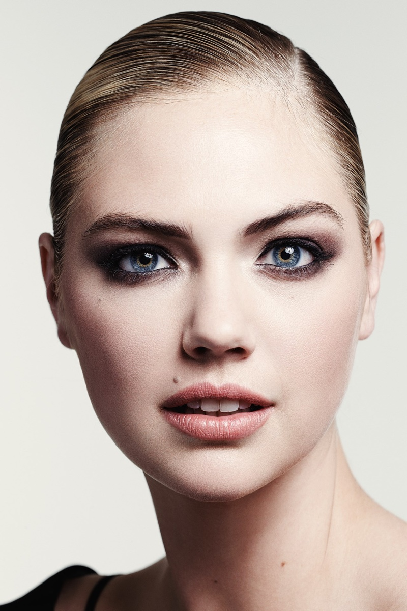Kate Upton stars in Glamour UK's April issue