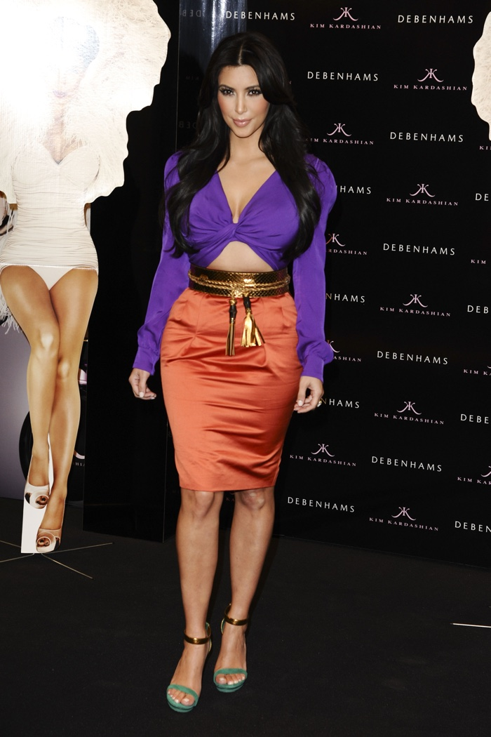Kim Kardashian Style Kim 39 S Top Red Carpet Outfits