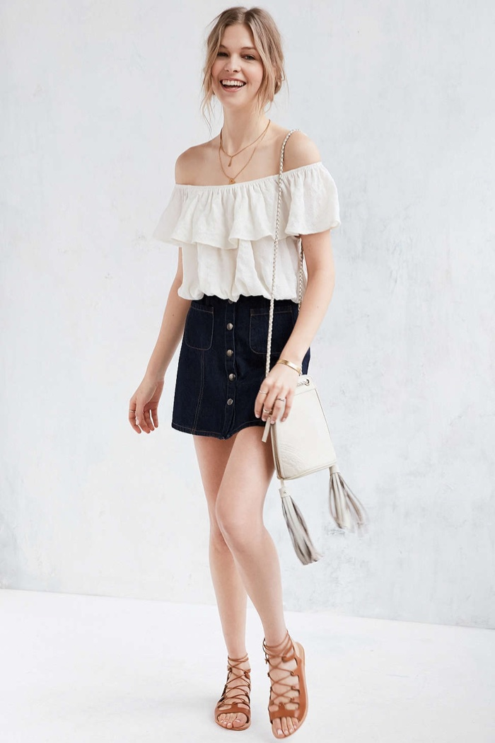 Perfect White Blouse