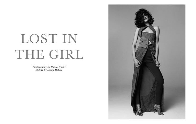 Exclusive: Esmee By Daniel Nadel In Lost In The Girl