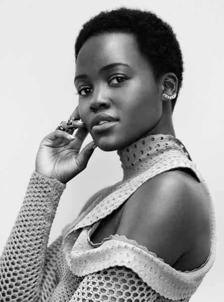 Lupita Nyong'o is a Radiant Beauty in InStyle Cover Shoot