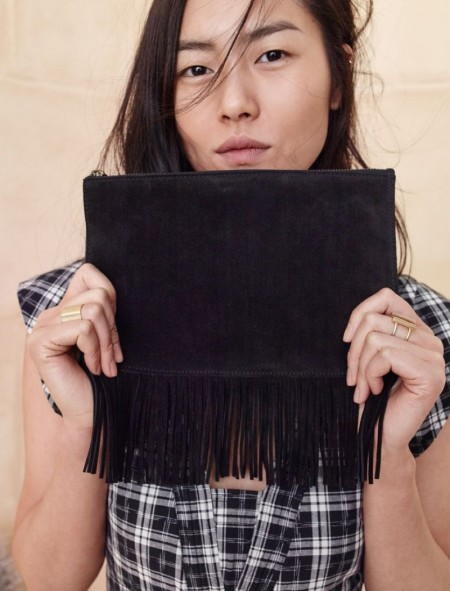 Madewell Takes On Black & White Fashions for Spring