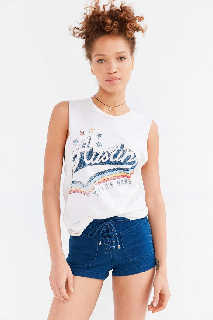 Mate the Label Austin Muscle Tee