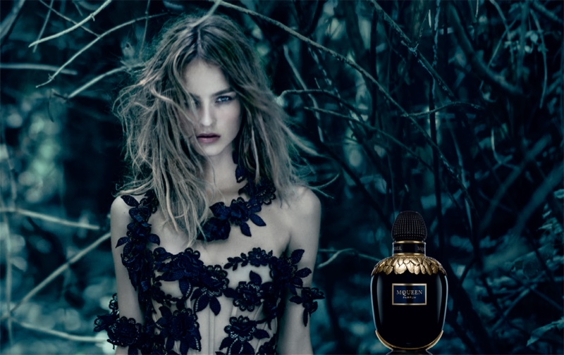 Alexander McQueen Launches Signature Fragrance - Find Out the Details