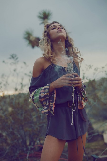 Planet Blue Delivers Boho Vibes with Its Festival Lookbook