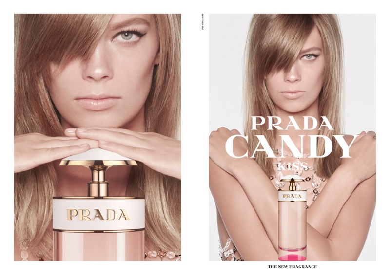 Prada Goes Retro for 'Candy Kiss' Fragrance