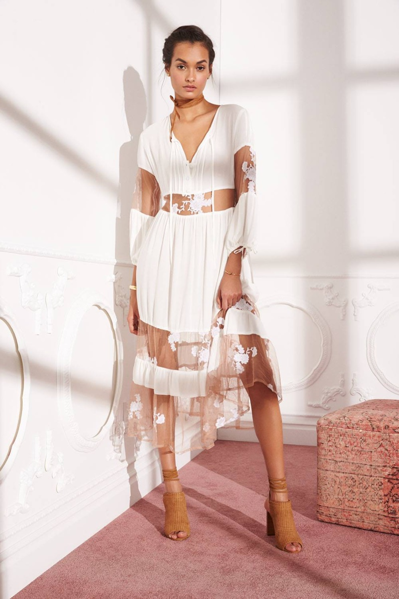 Rock The Boho Trend With REVOLVE`s New Arrivals