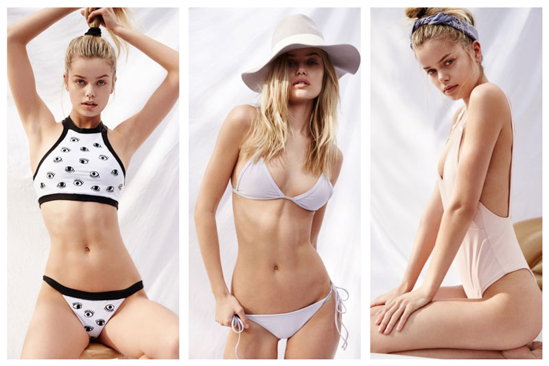 REVOLVE Rounds Up 8 Seriously Sexy Swimsuits