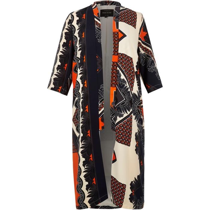 River Island Plus Kimono Jacket