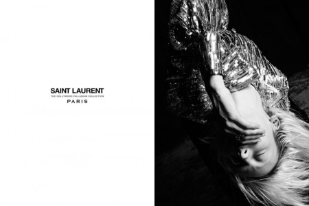 Saint Laurent's Palladium Campaign Features Everything We Love About Rock & Roll Style