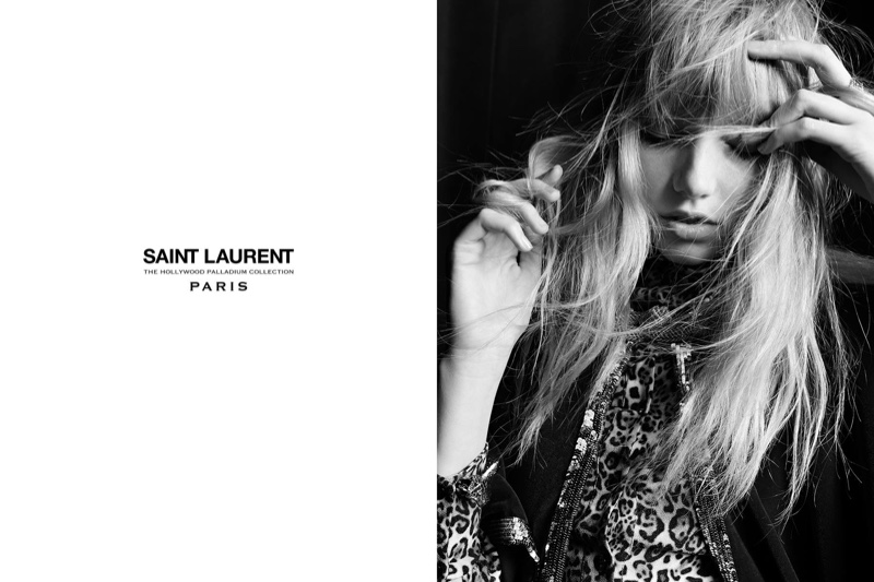 Saint Laurent`s Palladium Campaign Features Everything We Love About Rock & Roll Style