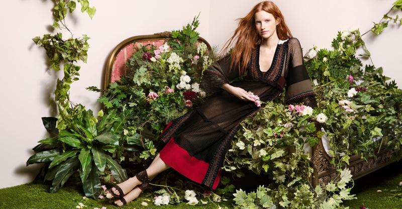 Saks Fifth Avenue Spotlights Spring's Most Romantic Dresses