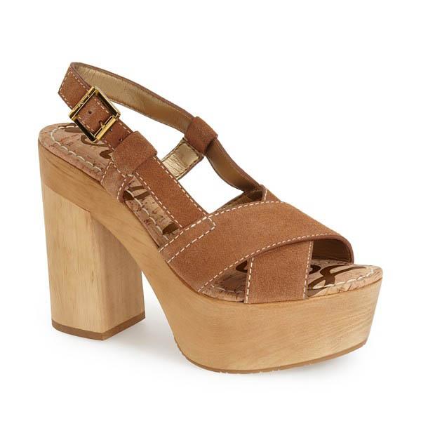 Wooden Platform Sandals Shop
