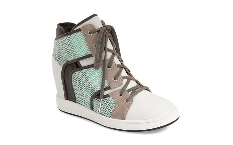 Sporty Glam: 7 Wedge Sneakers with Flair