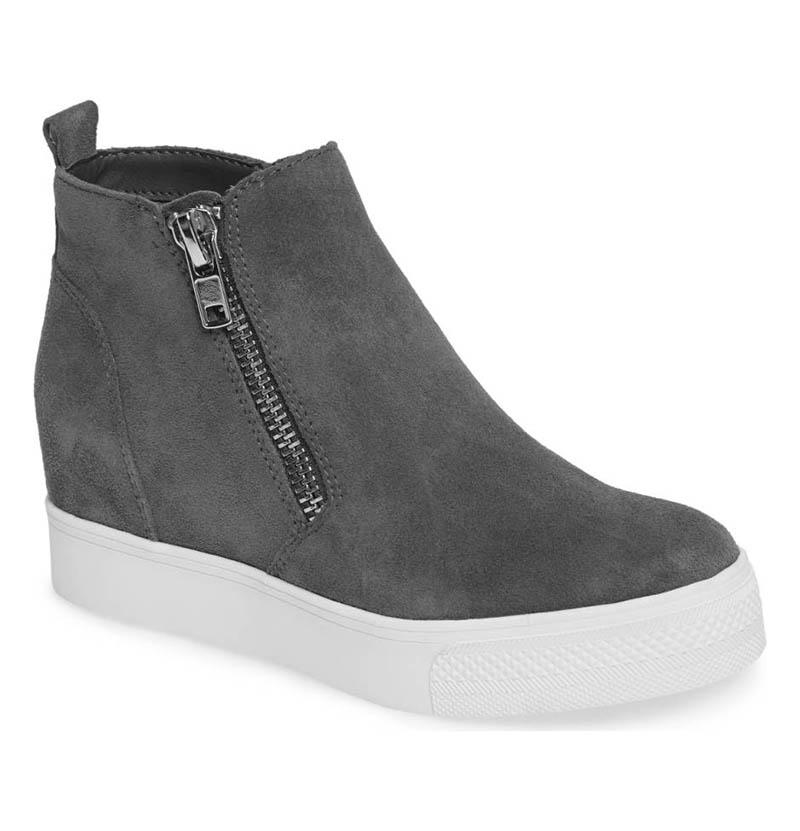 Steve Madden Wedgie High Top Platform Sneaker $89.95