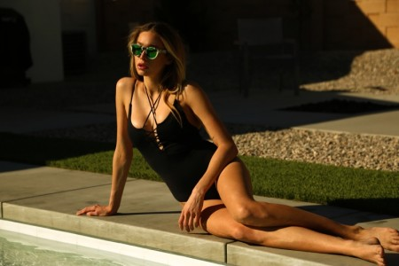 TAVIK Swimwear Dives Into Festival Season